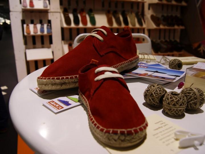 Pisadas 'Made in Spain'