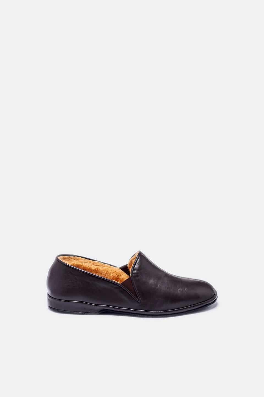 Elasticos Piel Borreguillo Guelmi en Loyna Shoes