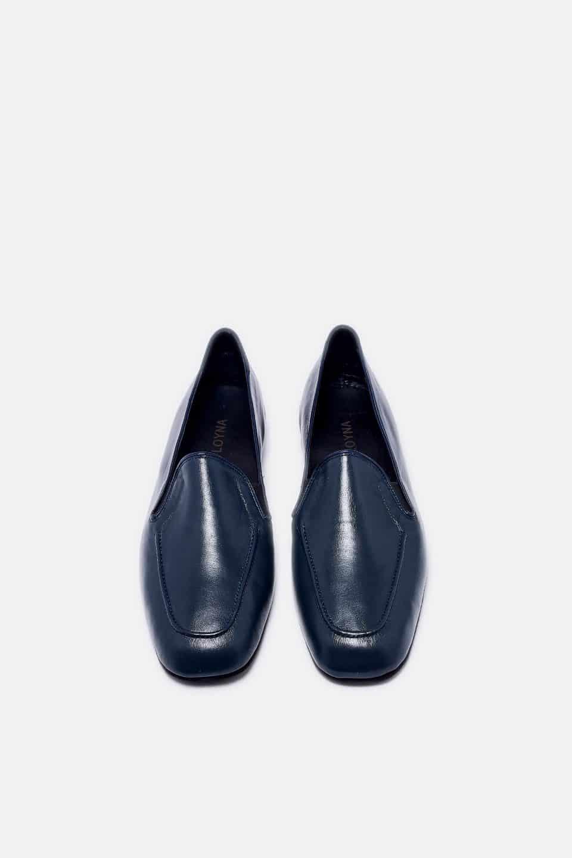 Kiowa Elasticos Piel Marino Kosma Menorca en Loyna Shoes