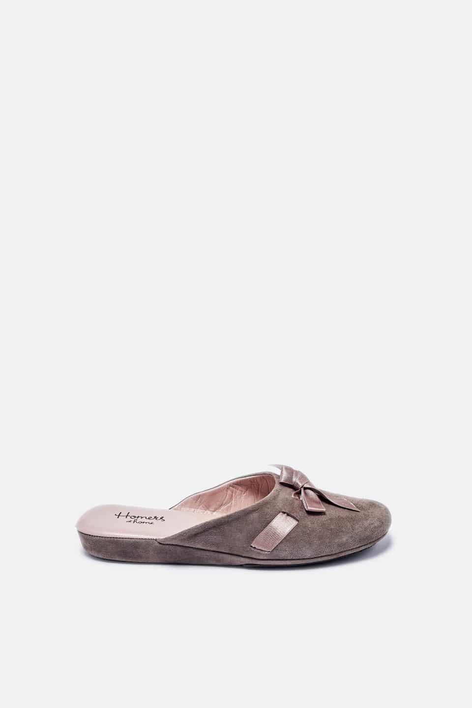 Chinela Ante Baja Lazo Raso Alga Homers en Loyna Shoes
