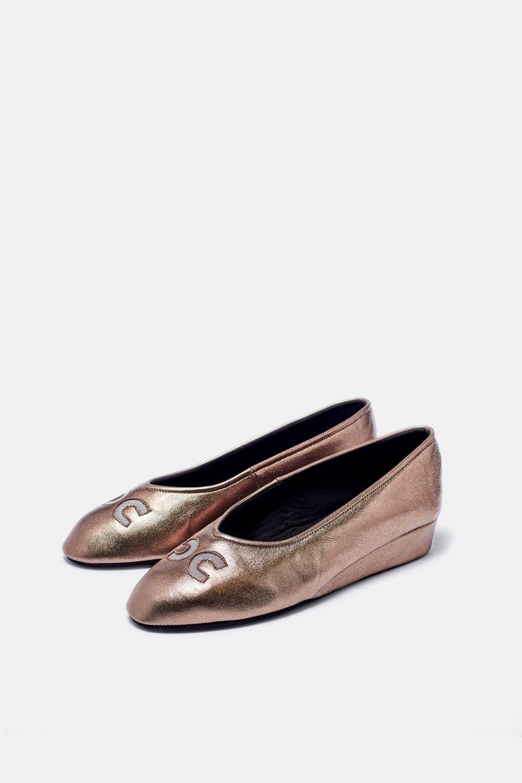 SALON LAMINADO PLATA VIEJA Kosma Menorca en Loyna Shoes