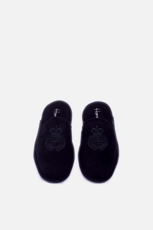 Ante Escudo Negro Homers en Loyna Shoes