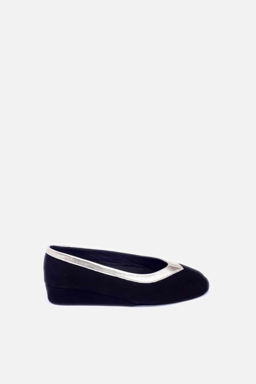 SALON ANTE V.ORO NEGRO Kosma Menorca en Loyna Shoes