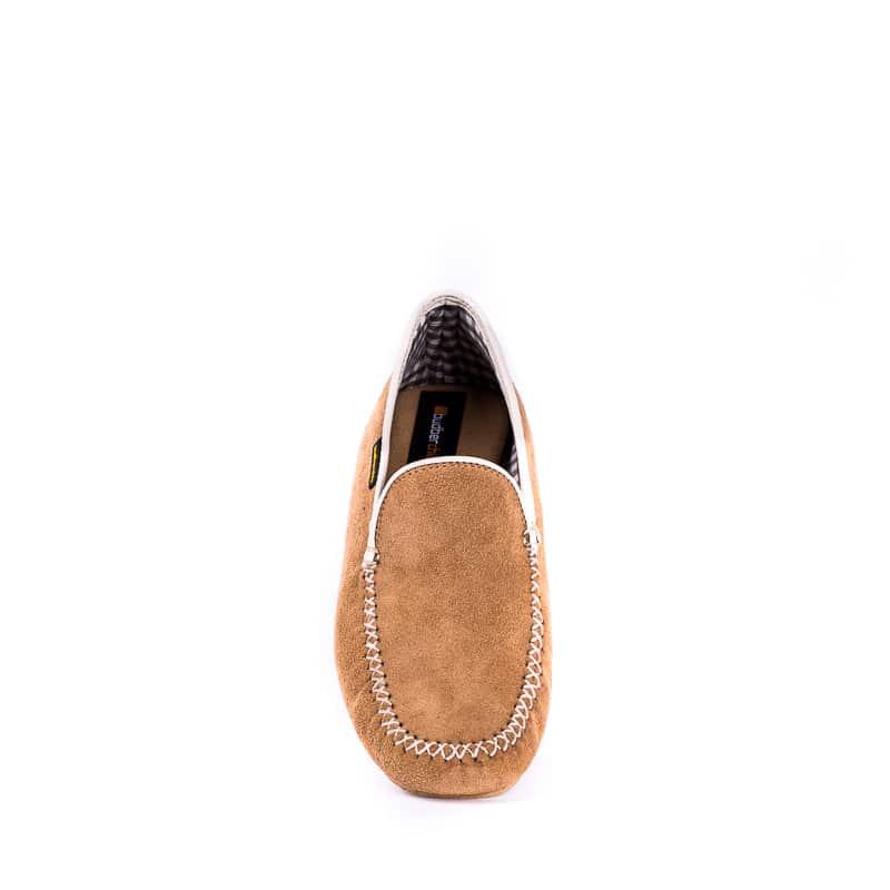 Kiowa Beig Slippers en Loyna Shoes