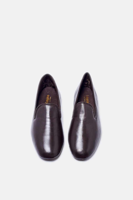 Anilina Marron Guelmi en Loyna Shoes