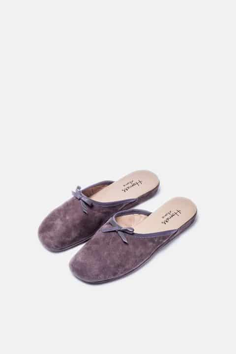Ante Aviatore Slippers en Loyna Shoes
