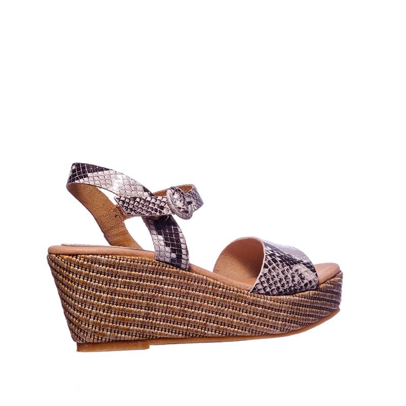 Japo Serpiente Alpargatas en Loyna Shoes