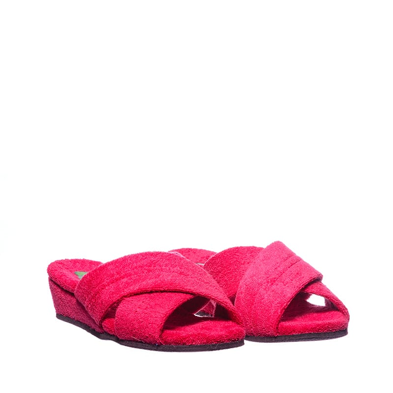 Cruzada  Anatomica Oporto Slippers en Loyna Shoes