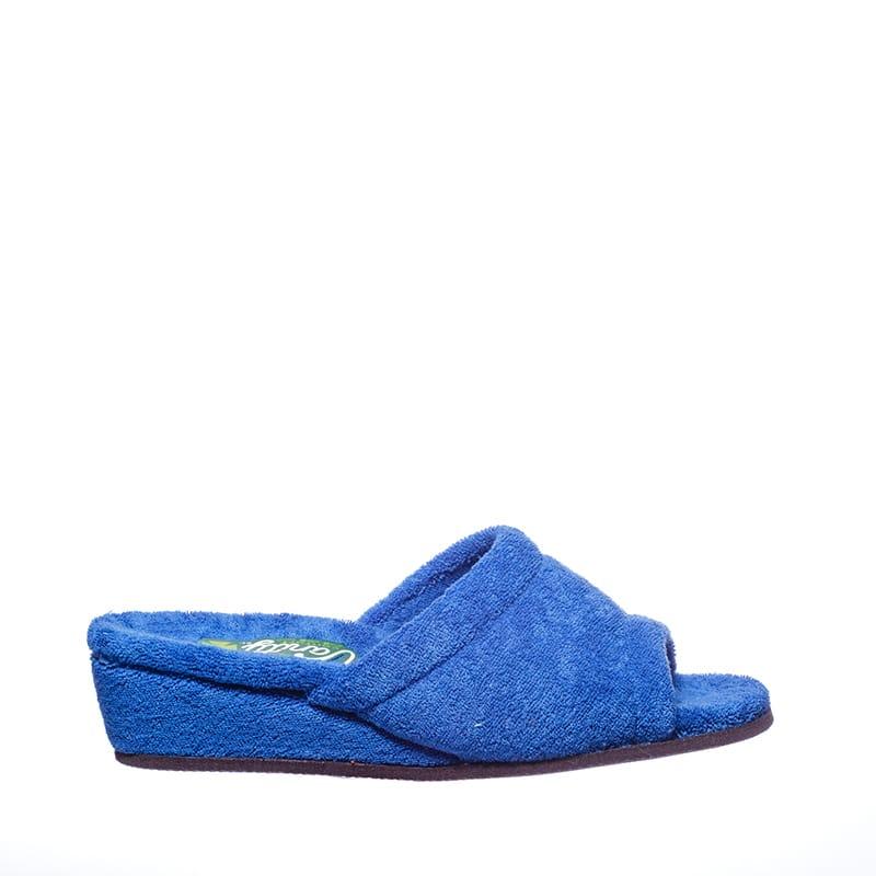 Tira Rizo Anatomica Azulon Slippers en Loyna Shoes