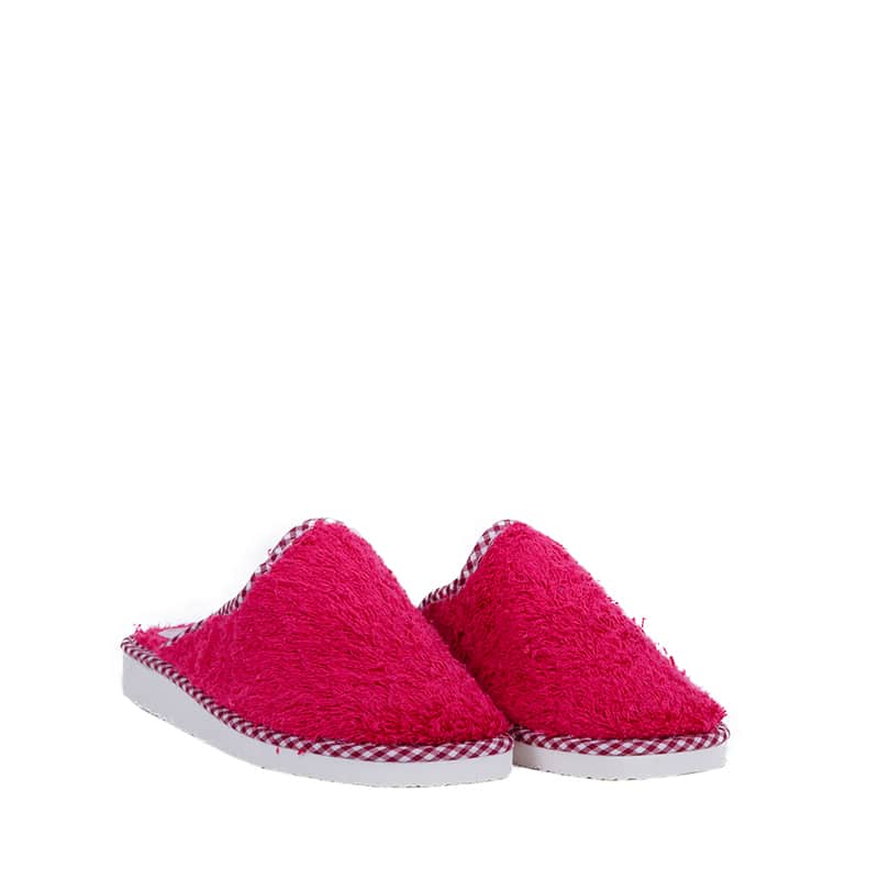 Rizo Burdeos Slippers en Loyna Shoes