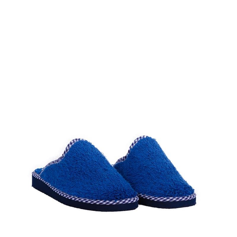 Rizo Azulon Slippers en Loyna Shoes