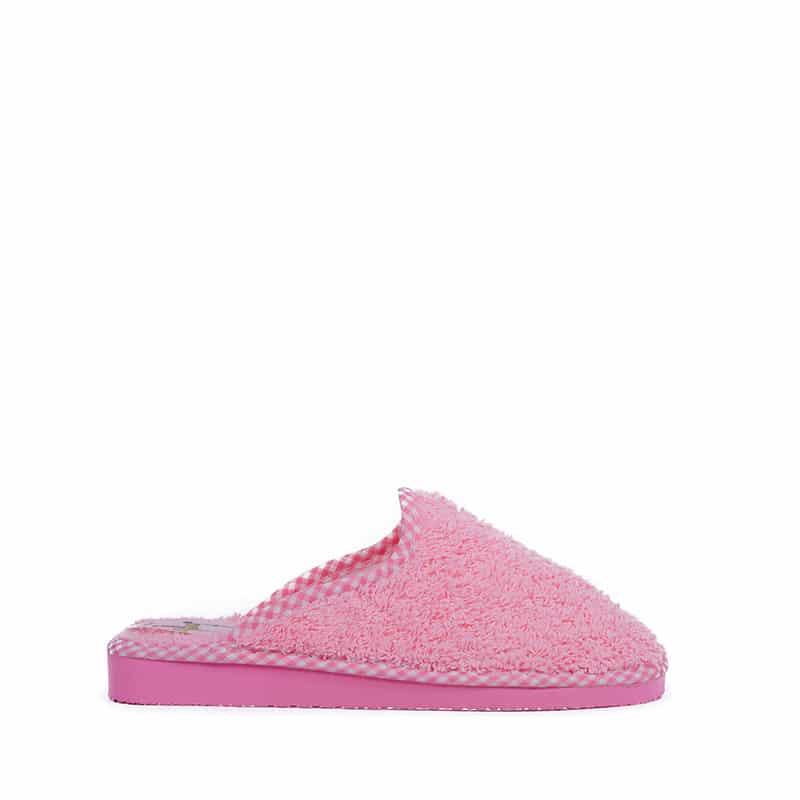 Rizo Rosa Slippers en Loyna Shoes