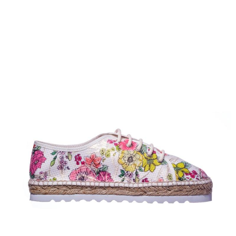 Flores Alpargatas en Loyna Shoes
