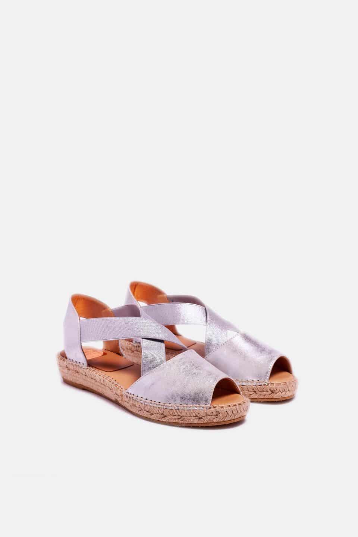 Orion Sable Alpargatas en Loyna Shoes