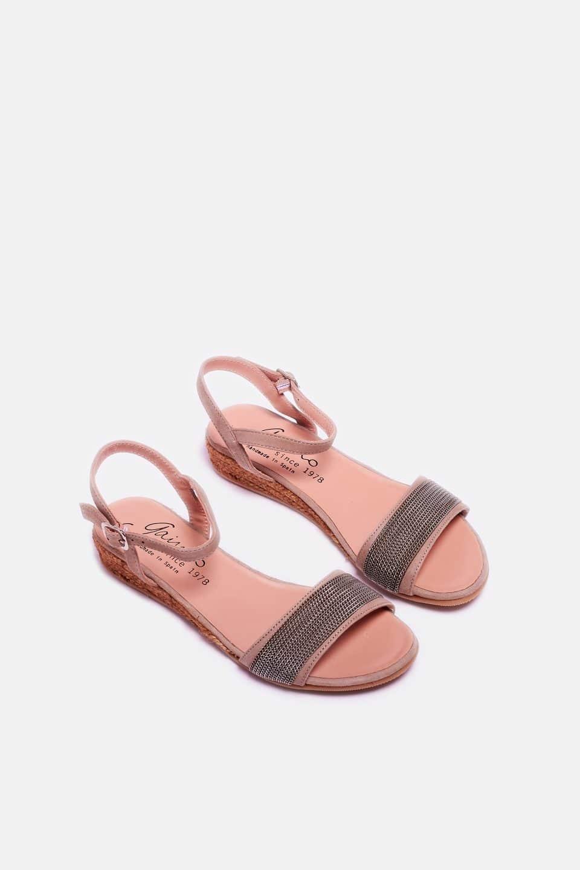 Nessy Kangaroo Alpargatas en Loyna Shoes