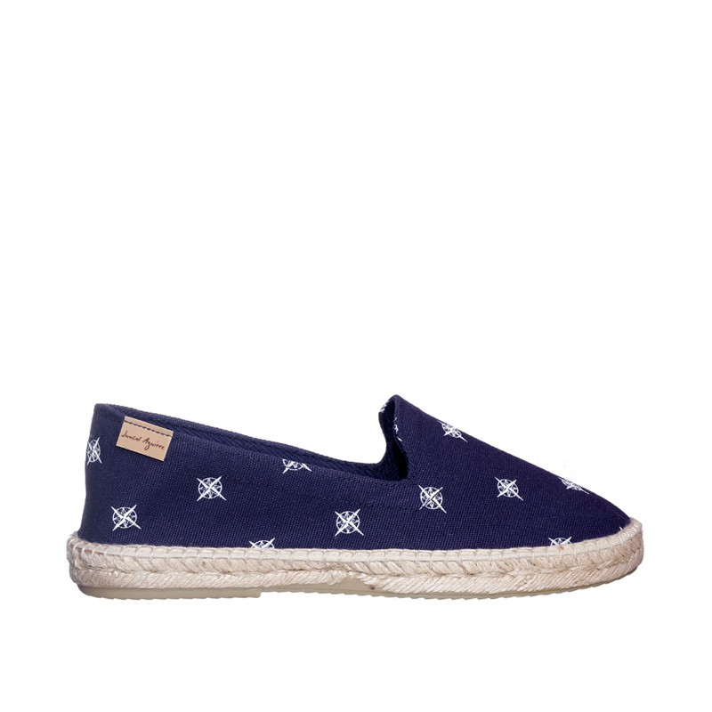 Brujulas Marino Alpargatas en Loyna Shoes