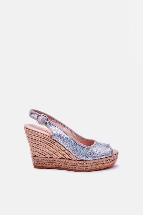 Lady Plata Sin categoría en Loyna Shoes