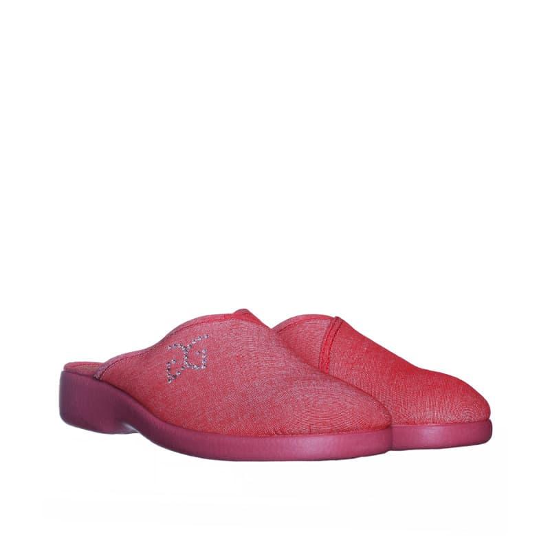 Laguna Cristal Rojo Garzón en Loyna Shoes