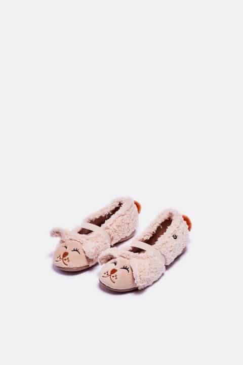 Bailarina Animales Beige Sin categoría en Loyna Shoes