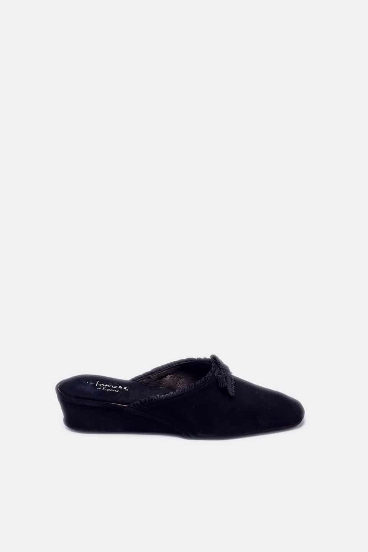 Homers Ante Negro mujer Homers en Loyna Shoes