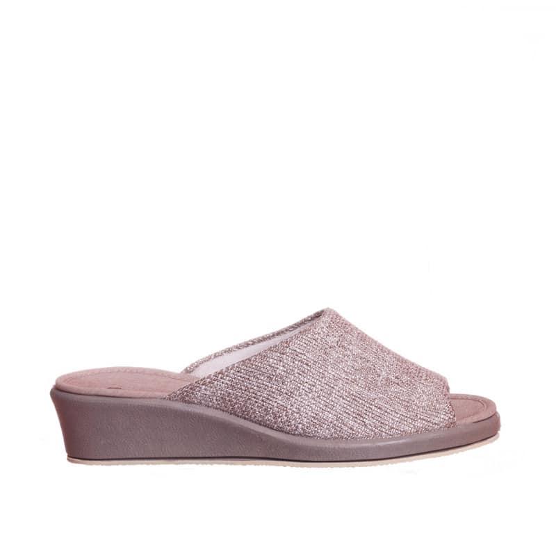 Caney Plata Garzón Abierta Mujer Garzón en Loyna Shoes