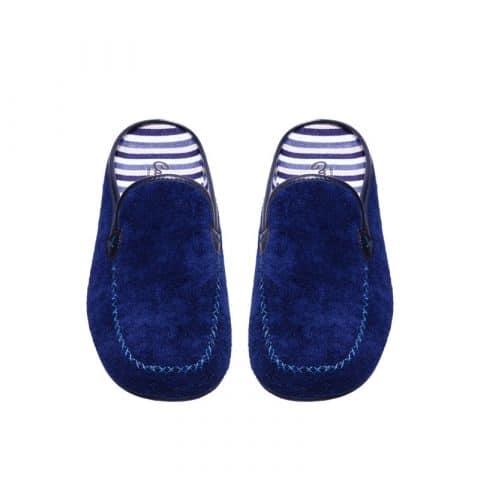 Zueco Kiowa Toalla Marino Sin categoría en Loyna Shoes