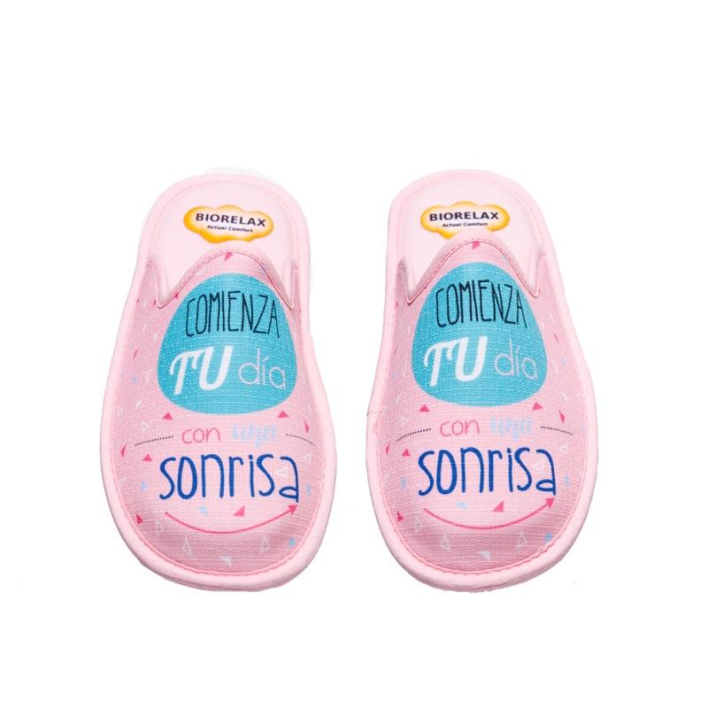 Rosa Janeiro Slippers en Loyna Shoes
