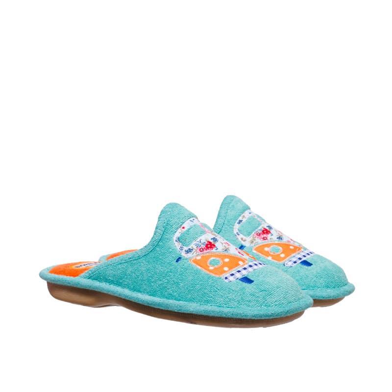 Rizo Aguamar Slippers en Loyna Shoes