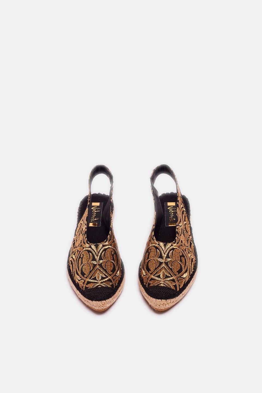 Salon Marraquech Alpargatas en Loyna Shoes