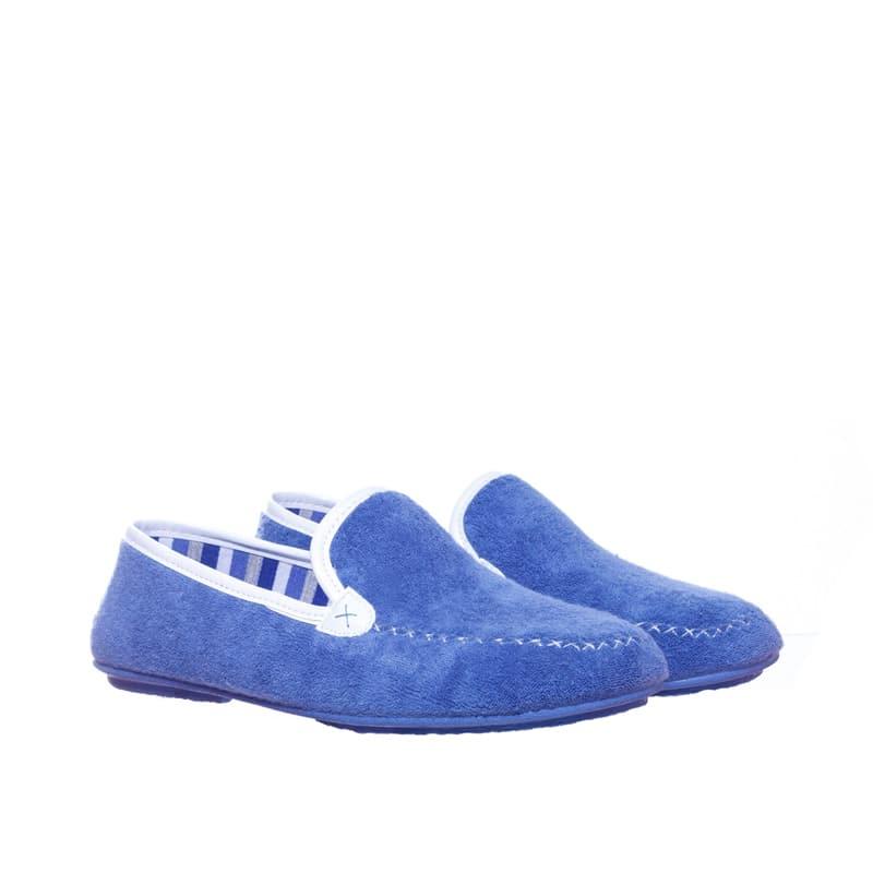 Kiowa Toalla Aguamar Slippers en Loyna Shoes