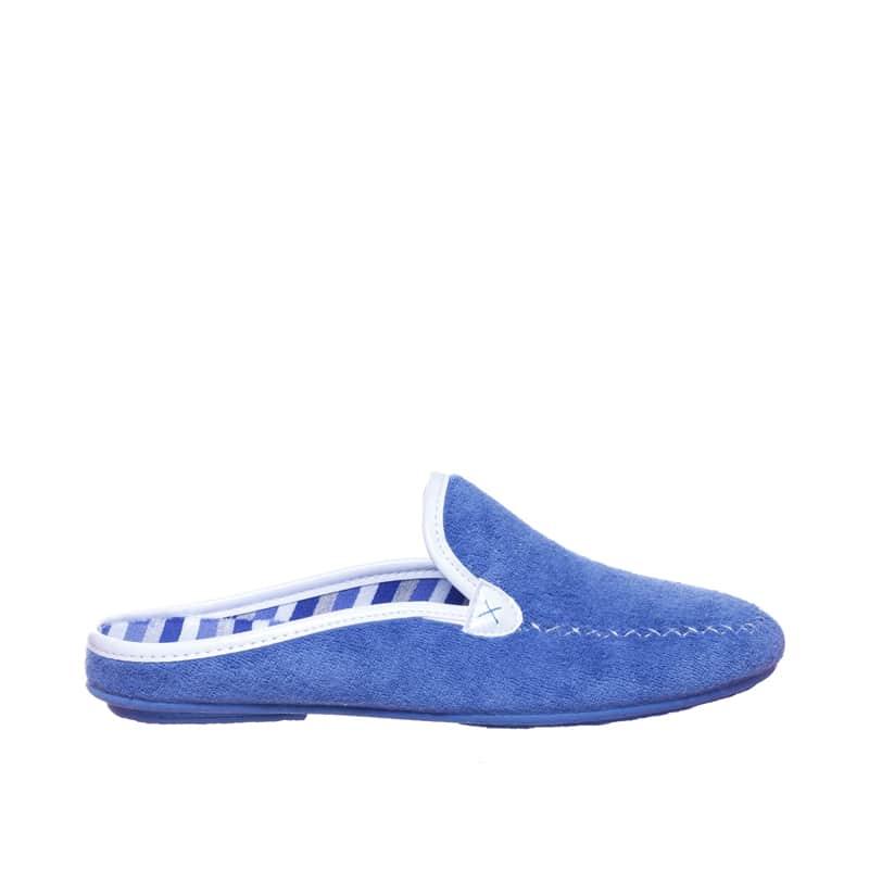 Zueco Kiowa Toalla Aguamar Slippers en Loyna Shoes