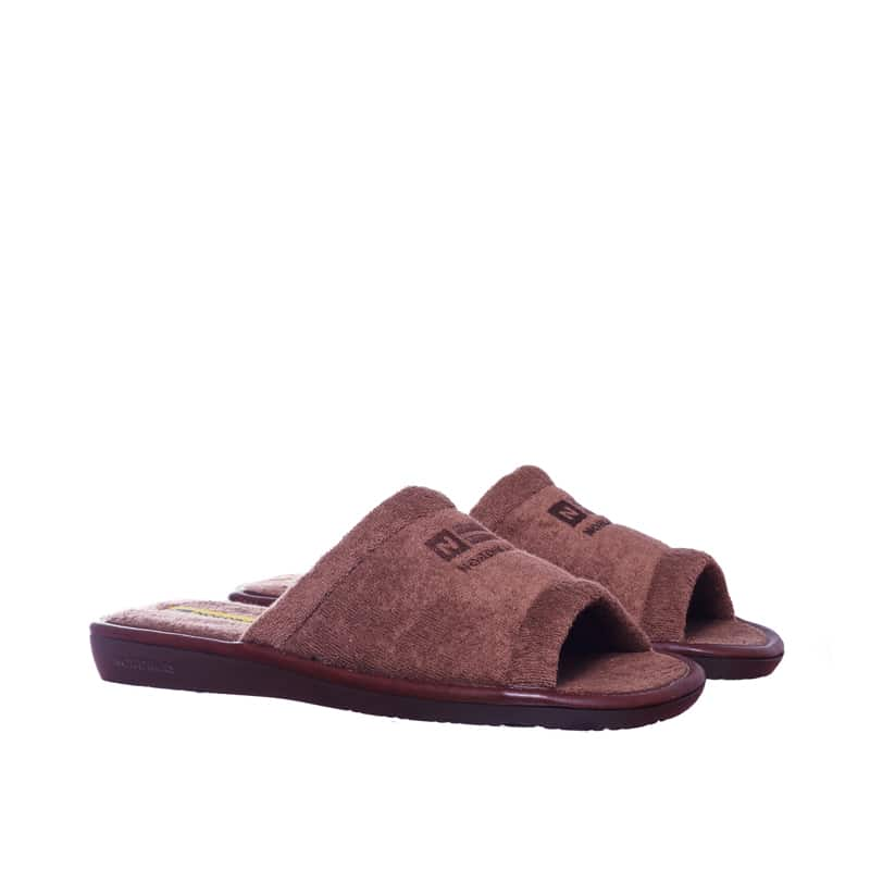 Toalla C16 Marron Marcas en Loyna Shoes