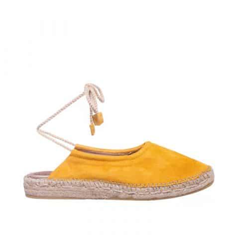 Babucha Cordon Mostaza Sin categoría en Loyna Shoes