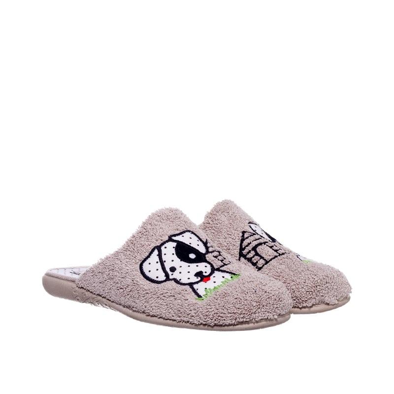 Perro Rizo Perla Marcas en Loyna Shoes