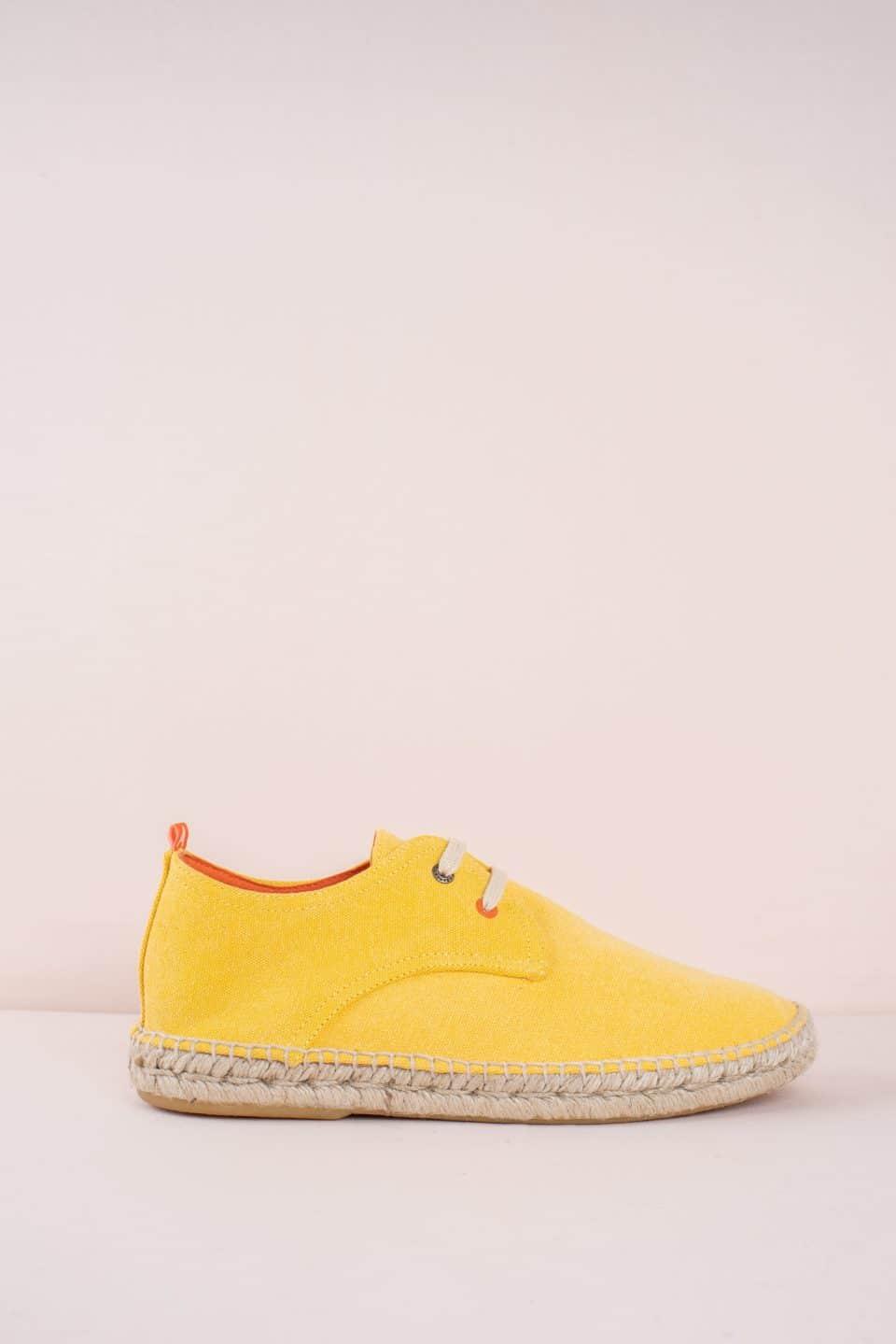 Blucher Terra Amarillo Abarca en Loyna Shoes