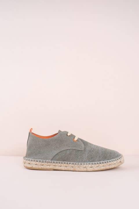 Blucher Terra Kaki Abarca en Loyna Shoes