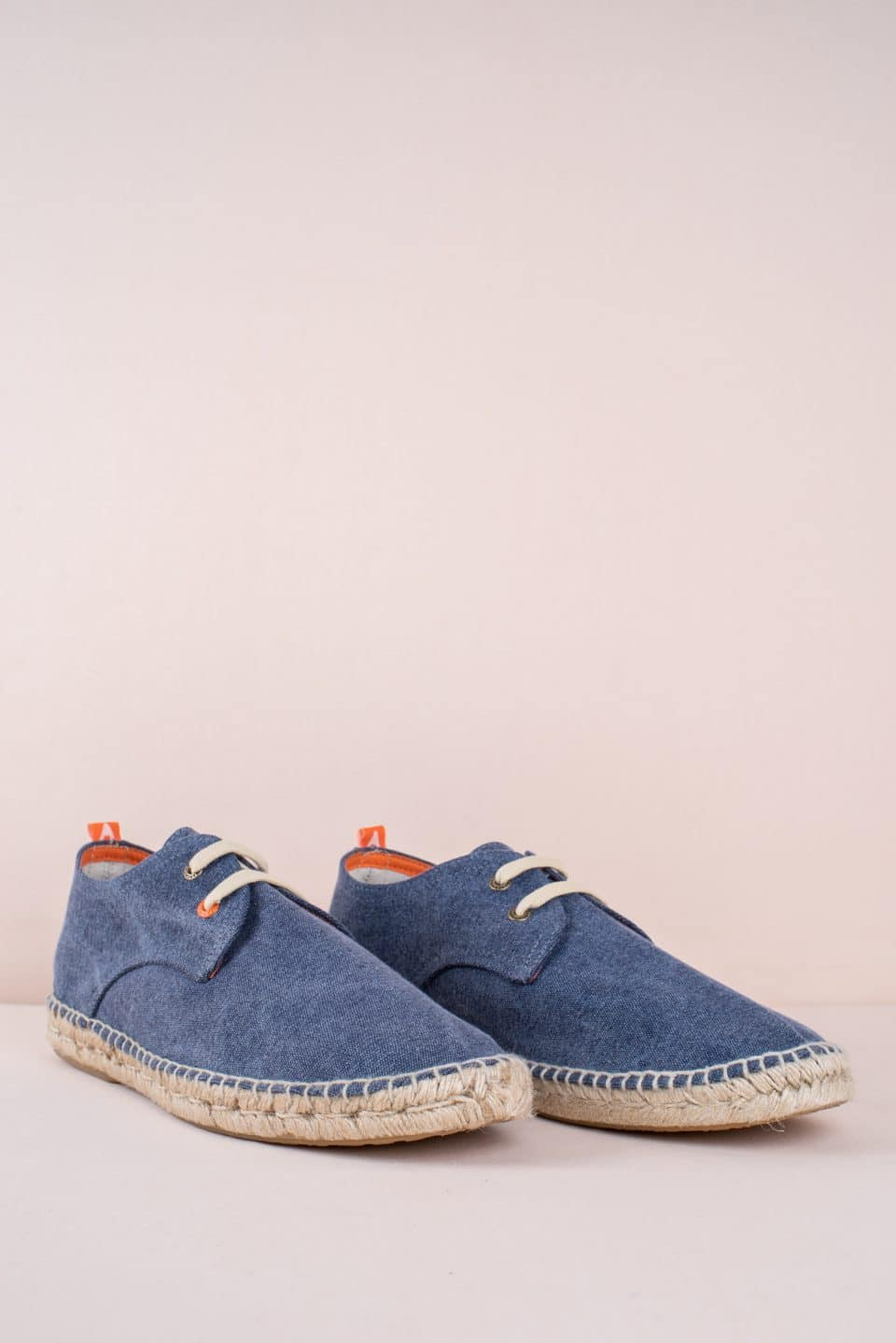 Blucher Terra Marino Abarca en Loyna Shoes