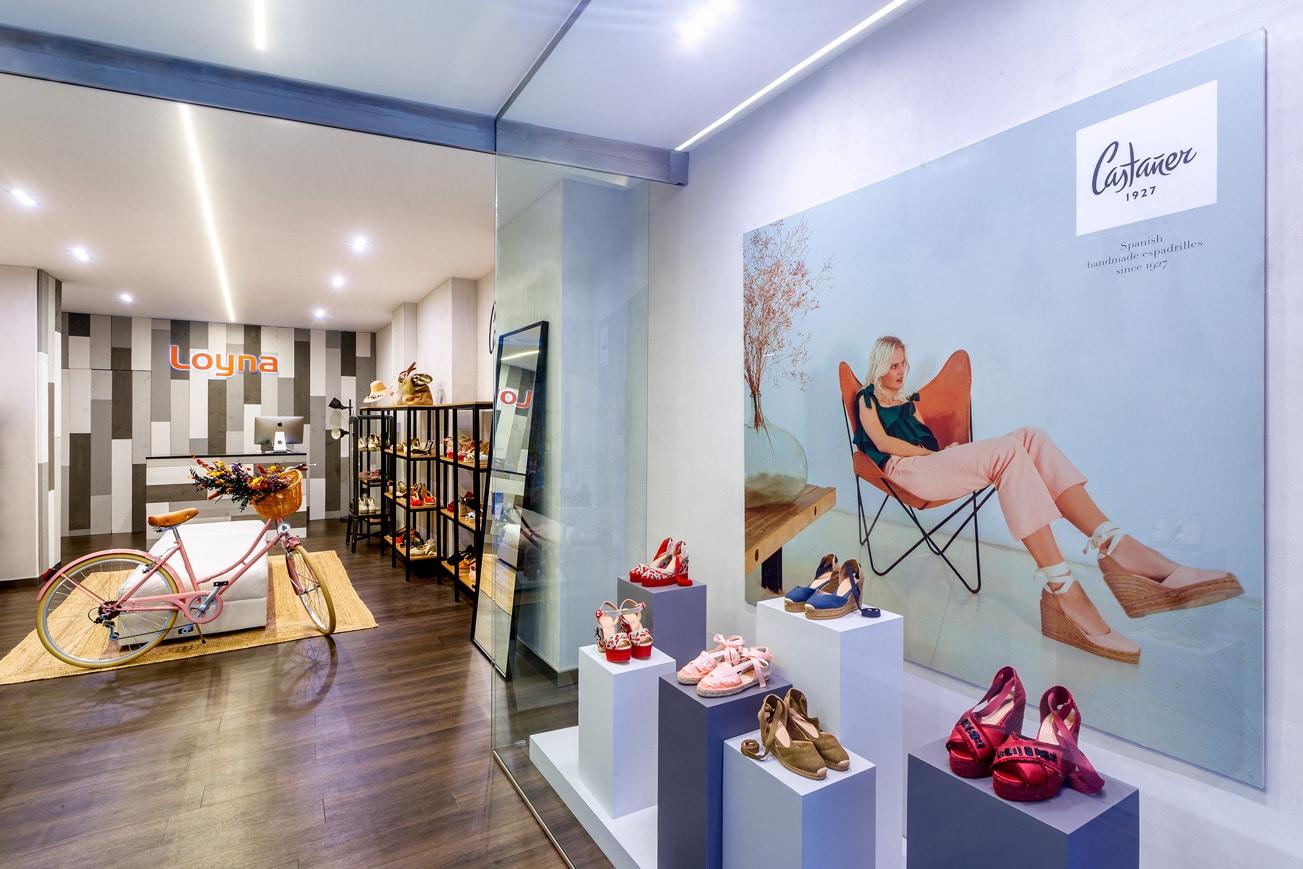 Calzado y moda en Loyna