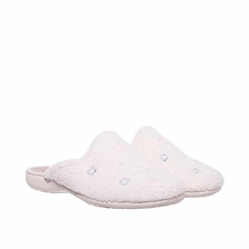 Rizo Crudo Slippers en Loyna Shoes