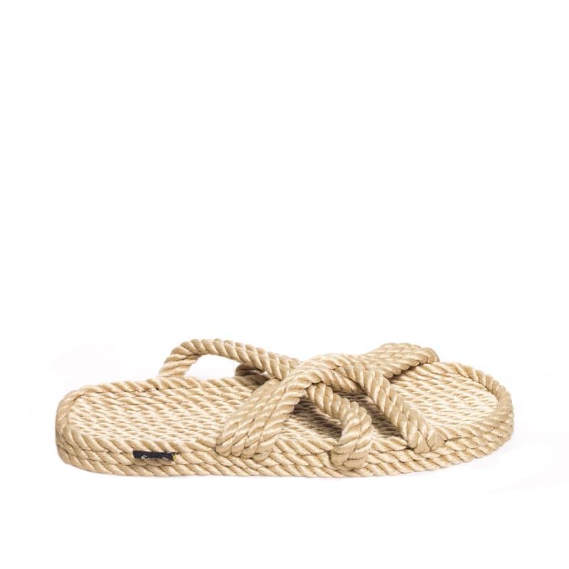Slip On Camel Alpargatas en Loyna Shoes