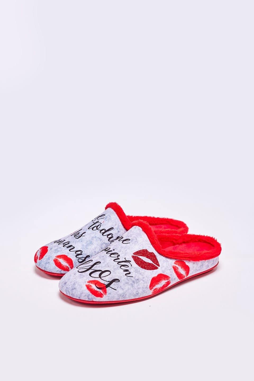 Besos Slippers en Loyna Shoes