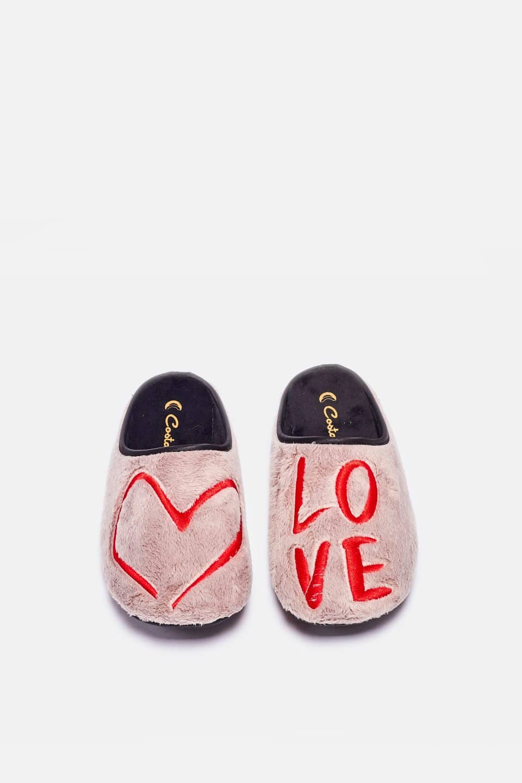 Montblanc Vison Slippers en Loyna Shoes