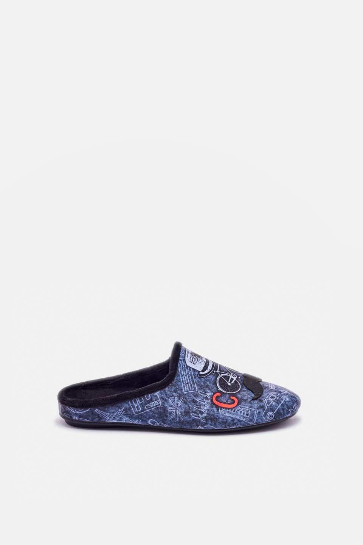 Cool Negro Slippers en Loyna Shoes