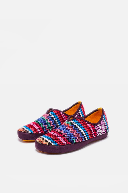 Bama Iglu Purpura Marcas en Loyna Shoes