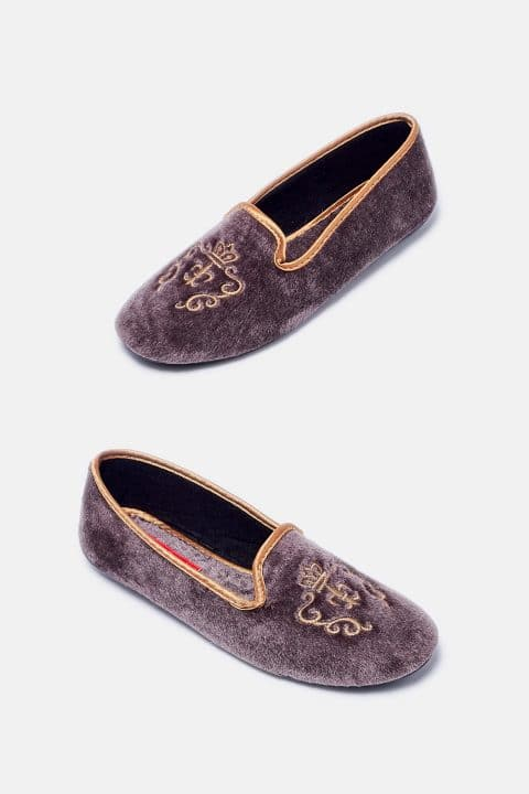 Slippers Gris