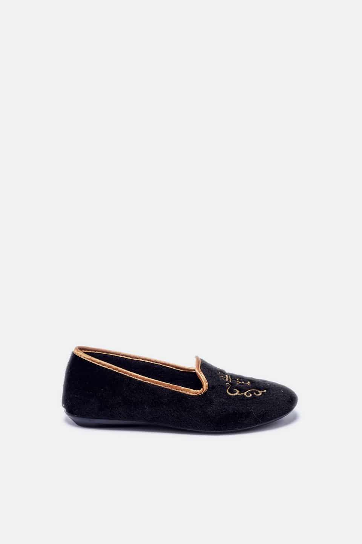 Slippers Negro