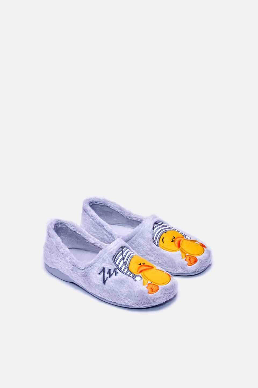 Montlis Patito Gris Perla Garzón en Loyna Shoes
