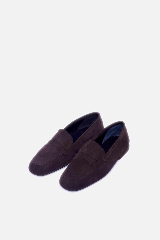 Ante Marron Kosma Menorca en Loyna Shoes