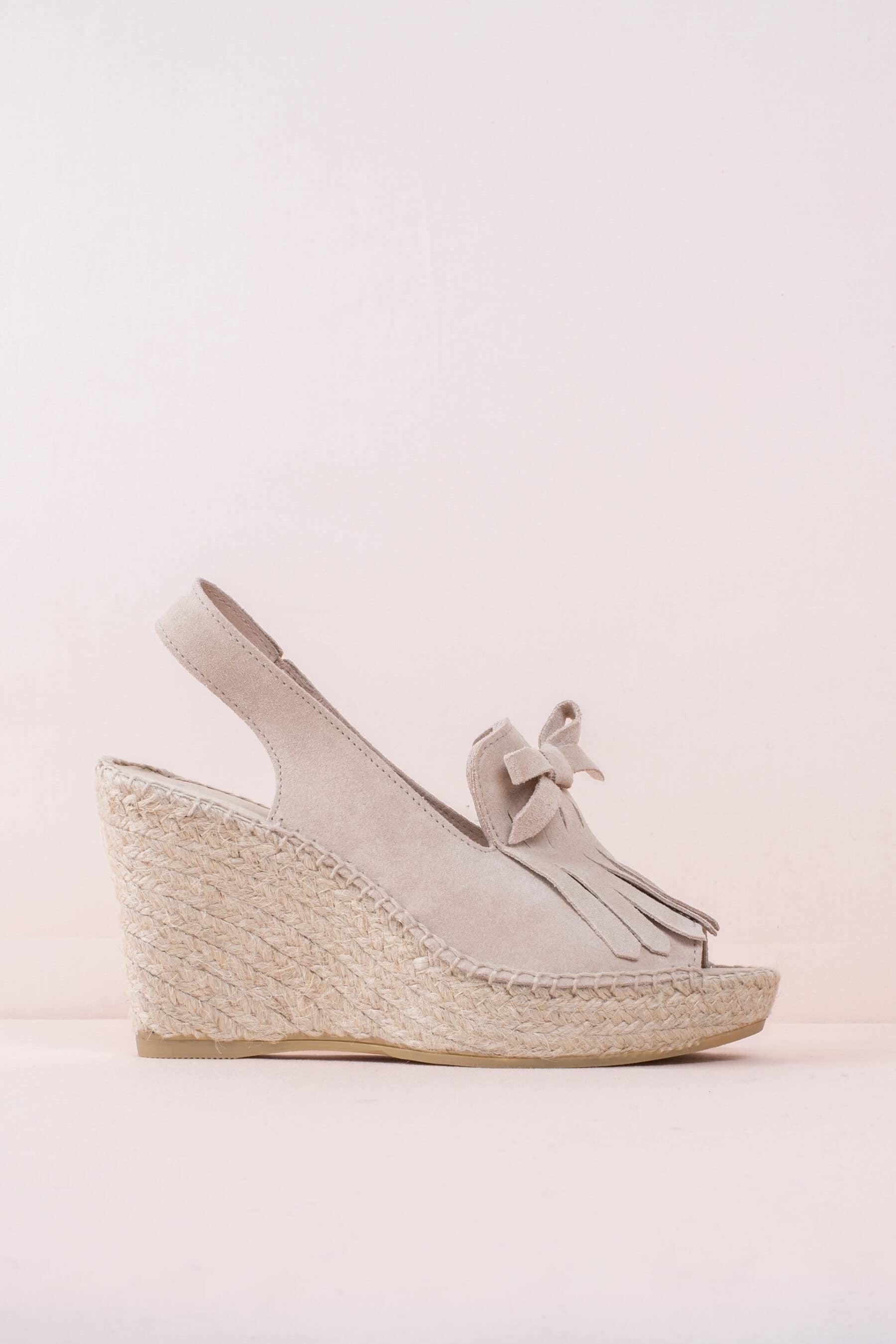 Serraje Playa Alpargatas en Loyna Shoes