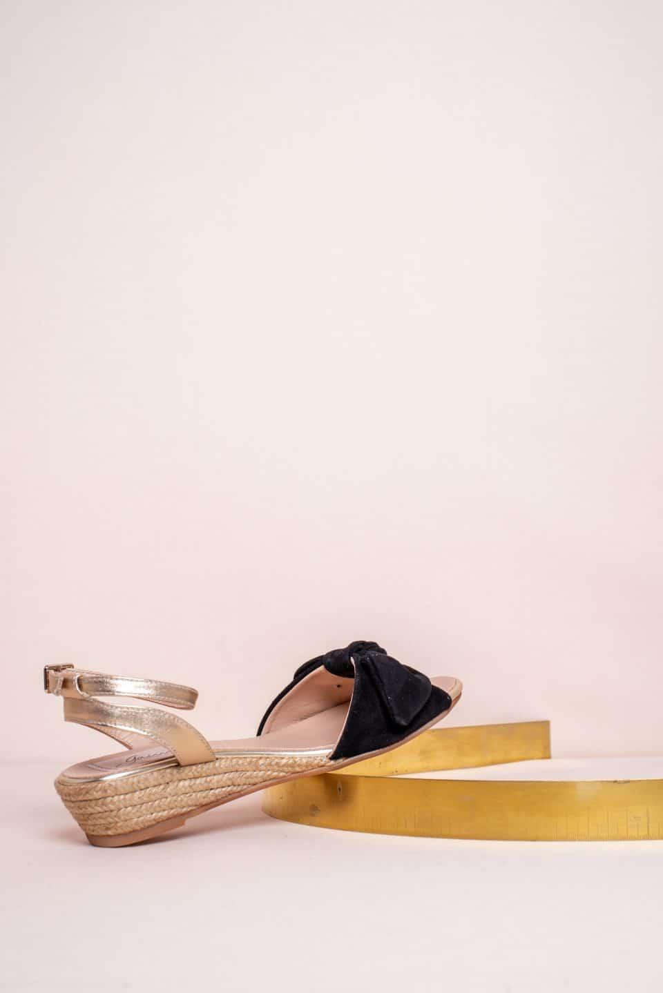 Elton Ante Negro Sin categoría en Loyna Shoes